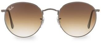 Ray-Ban RB3447 50MM Phantos Gradient Round Sunglasses