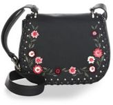 Kate Spade Tressa Floral Leather Shoulder Bag