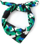 Sonia Rykiel Sonia By floral print scarf