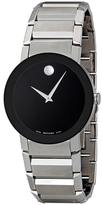 Movado Men's Sapphire Stainless Steel Watch, 40mm