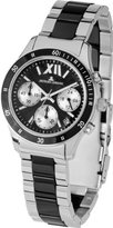 Jacques Lemans Men's 1-1681A Rome Sport Analog Chronograph with High Tech Ceramic Watch