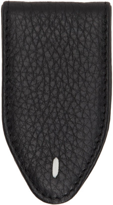 Maison Margiela Black Leather Money Clip