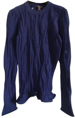 Louis Vuitton Navy Knitwear for Women