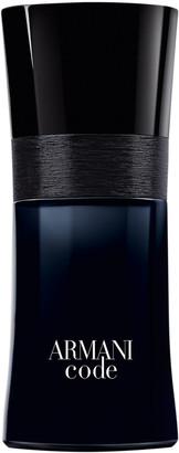 Giorgio Armani Code For Men Eau De Toilette Spray 50Ml