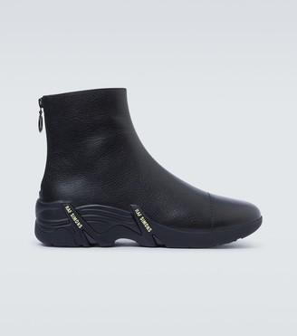 Raf Simons Cylon boots