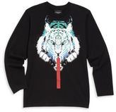 Marcelo Burlon County of Milan Little Boy's & Boy's Tiger Graphic Tee