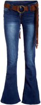 Mason Starlette Fit & Flare Jeans