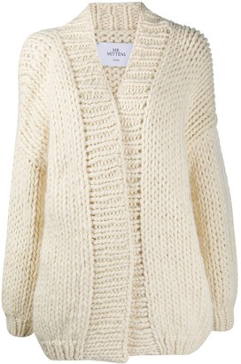 Mr. Mittens Relaxed Soft Wool Cardigan