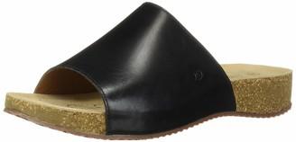 Josef Seibel Women's Tonga 51 Slide Sandal Black 41 Medium EU (10-10.5 US)