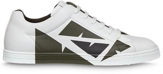 Fendi Bag Bug eyes print sneakers