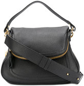 Tom Ford Jennifer medium double strap bag - women - Leather - One Size