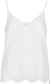 Betty London MINDO women's Blouse in White