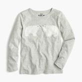 J.Crew Girls' kissing polar bears T-shirt