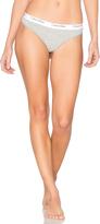 Calvin Klein Underwear Cotton Thong