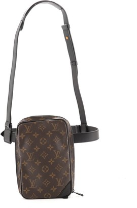 Louis Vuitton Solar Ray Utility Side Bag Monogram Canvas