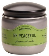 Aromatherapy Be Peaceful Candle Tin