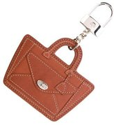 Mulberry Leather Bag Charm