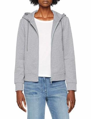 Armani Exchange A|X Women's Classic Sweatshirt with Hood and Drawstring