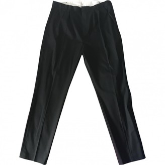 Carin Wester Black Trousers for Women