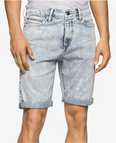 Calvin Klein Jeans Men's Purple Dusk Denim Shorts