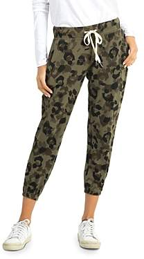 n:philanthropy Night Leopard Print Jogger Pants
