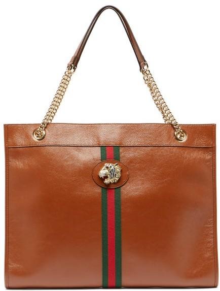 8f7ecc6282b Gucci Brown Handbags - ShopStyle
