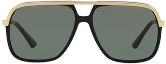 Gucci GG0200S 423434 Sunglasses