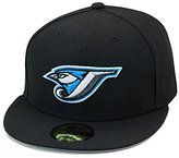 New Era 59fifty Toronto Blue Jays Authentic Baseball Hat Cap All /2004 Old Logo/Grey Bottom MLB
