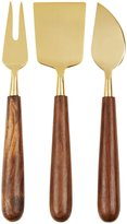 Be Home Cheese Knives - Gold