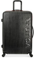"""Nautica CLOSEOUT! Breakwater 28"""" Hardside Spinner Suitcase"""
