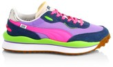 Puma Women's Style Rider Play On Sneakers
