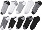 Tek Gear Women's 10-pk. Cushioned No-Show Socks