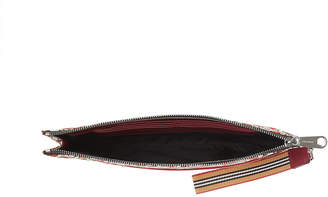 Burberry monogram pouch