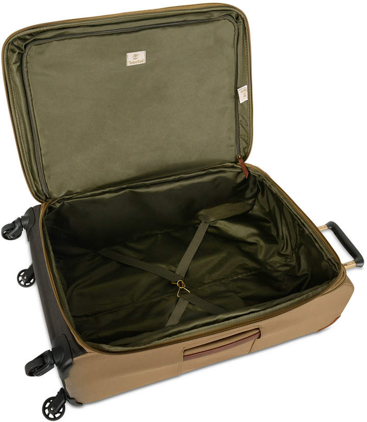 "Timberland Reddington 26"" Expandable Spinner Suitcase"