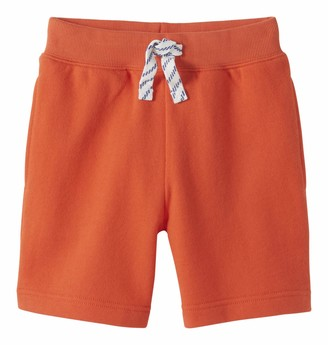 Moon and Back by Hanna Andersson Boys' Little Knit Short