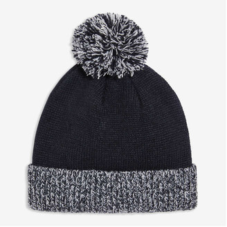 Joe Fresh Kid Boys' Knit Beanie, JF Midnight Blue (Size L/XL)