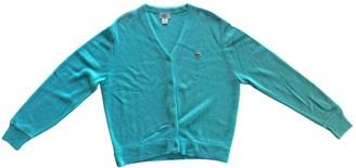 Lacoste Turquoise Knitwear for Women