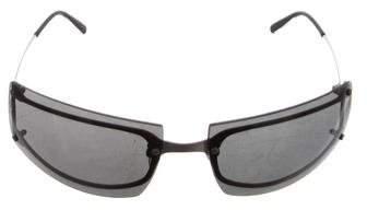 Cartier C Decor Tinted Sunglasses