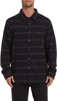 Billabong Swindler Button-Up Pique Shirt