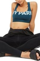 Ivy Park Women's Logo Mesh Sports Bra