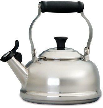 Le Creuset Classic Stainless Steel Whistling Kettle