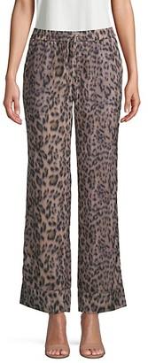 Joie Daltona Leopard Pants