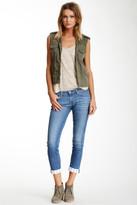 AG Jeans Stilt Roll-Up Crop Jean
