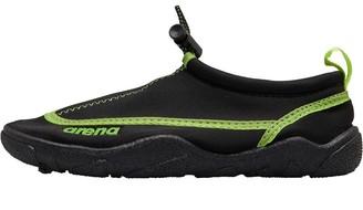Arena Womens Bow Aqua Shoes Black