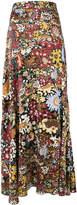 Peter Pilotto Tapestry maxi skirt