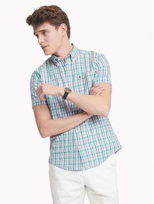 Tommy Hilfiger Custom Fit Essential Check Shirt