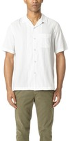 Rag & Bone Glenn Short Sleeve Shirt