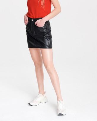 Rag & BoneRag and Bone Itty bitty mini skirt