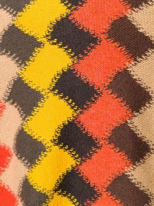 Drumohr Rombo geometric intarsia jumper