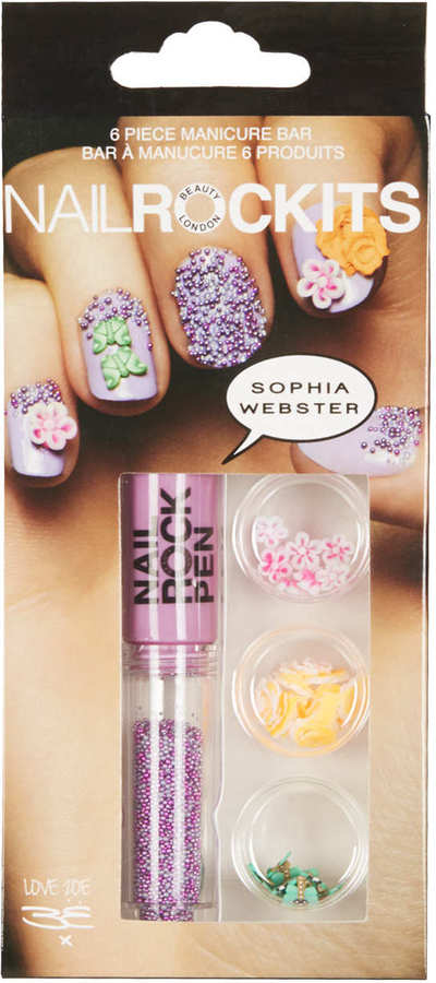 Webster Sophia Nail Art Rockit